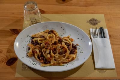 Locanda del West Chiaravalle Cucina Messicana Primi Piatti
