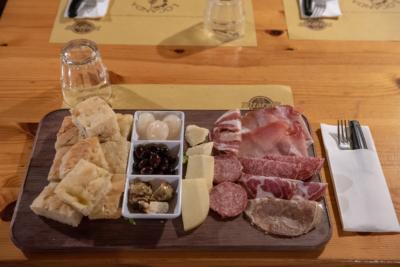 Locanda del West Chiaravalle Cucina Messicana Tagliere