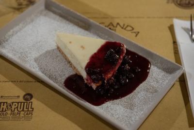 Locanda del West Chiaravalle Cucina Messicana Cheesecake