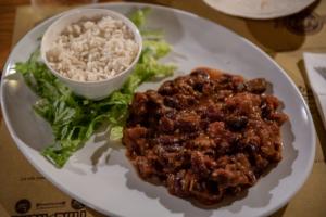 Locanda del West Chiaravalle Cucina Messicana Chili Tortillas