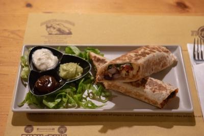 Locanda del West Chiaravalle Cucina Messicana Burrito
